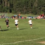Boys Varsity Soccer Dominates Kingsley