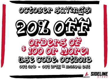 20% Off Sabre Store for October