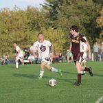 Boys Varsity Soccer beats Northern Michigan Christian 3 – 0
