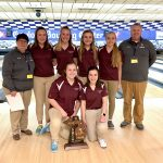 Sabre Bowlers Continue to Roll at MHSAA Regionals