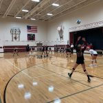 Girls Varsity Volleyball beats Manistee 3 – 0
