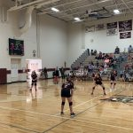 MS Maroon Volleyball Team beats Grand Traverse Academy 2 – 1