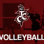 Girls Varsity Volleyball beats Northern Michigan Christian 2 – 0