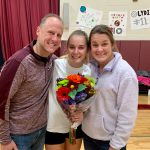 VB Senior Night vs Brethren - October 21, 2019
