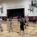 Girls Middle School Basketball beats Charlton Heston Academy 44 – 6