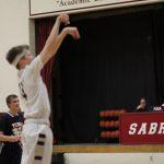 Boys JV basketball falls to TCBAA bulldogs 55-45