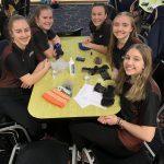 Girls Varsity Bowling beats Traverse City Central 26 – 4