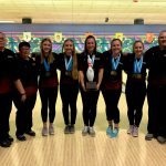 Sabre Bowlers Shine at Conference Tournament