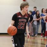 Sabres fall in districts to Eagles long range shooting 73-53