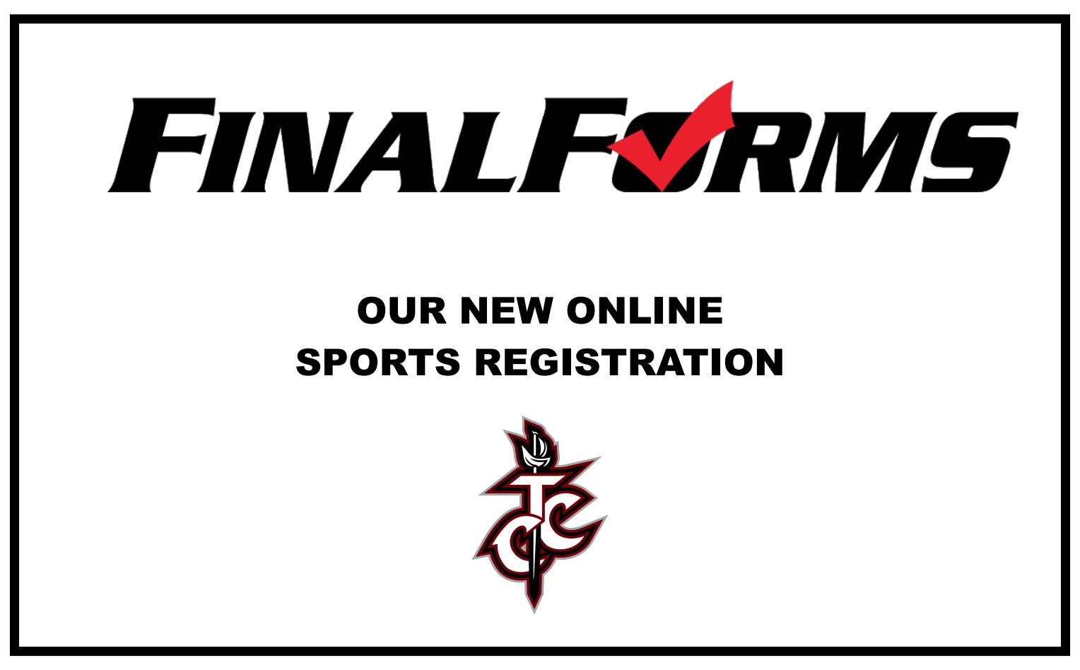 New Registration Process for Sabre Athletics