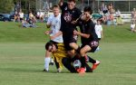Boys Varsity Soccer falls to Glen Lake 5 – 2