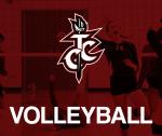Girls Varsity Volleyball falls to Kingsley 2 – 0