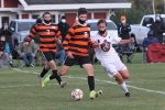 Boys Varsity Soccer falls to Elk Rapids in District Championship