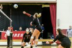 Girls Varsity Volleyball Takes Down Leland 2 – 0