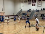 Boys Middle School White (A) Basketball beats Buckley 59 – 50