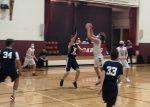 Boys Junior Varsity Basketball falls to Traverse City Home School 56 – 50