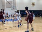 Boys Junior Varsity Basketball falls to St. Mary's 68 – 58