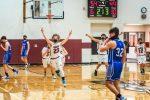 Boys Varsity Basketball beats St. Mary 54 – 49