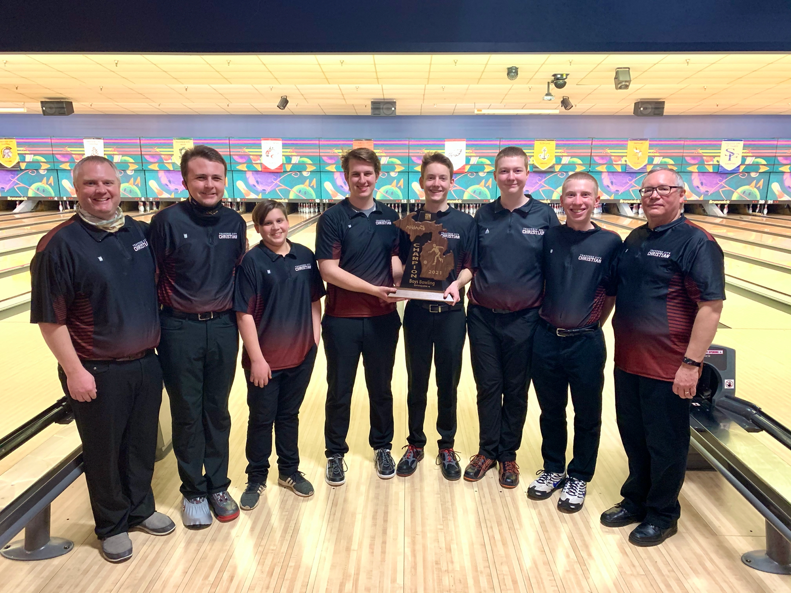 Boys and Girls Bowling Teams Stamp Ticket to States