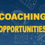 Coaching Vacancy