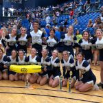Rocket Cheerleaders Take Top Honors
