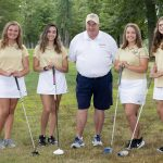 Girls Golf Recap 9/27: DII NE Sectional Tournament Pine Lakes