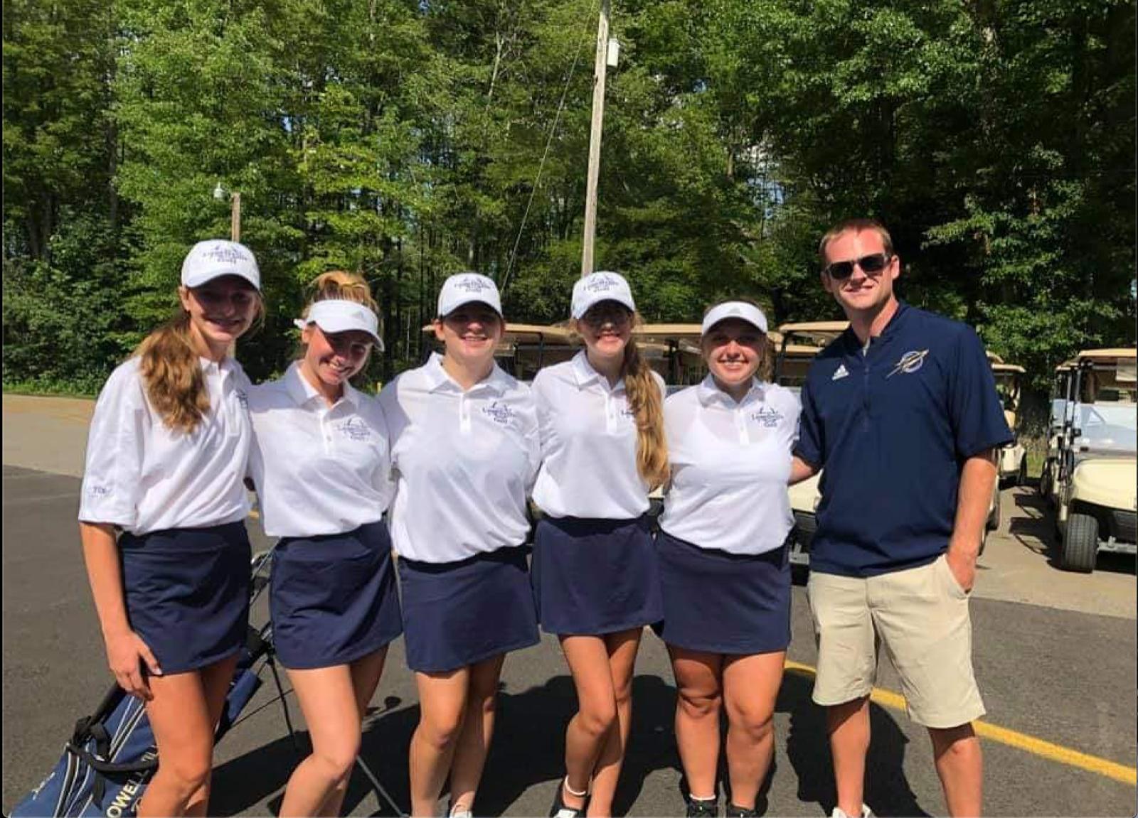 Girls Golf Recap: Lowellville vs. Cardinal Mooney 8/12