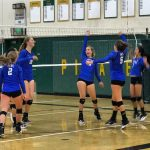 Volleyball finishes 2-2 in Harbor HS Tournament