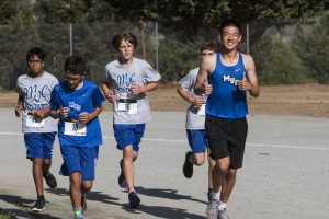 Mustangs MS Cross Country Meet, September 19