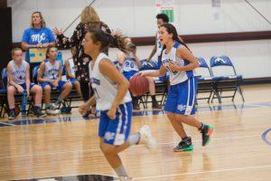Girls MS Basketball vs. Good Shepherd