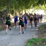 Strong Results for Mustang XC in MBL-Pacific Center Meet