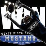 Mustangs take down North Salinas 25-14!