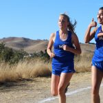 Cross Country finishes 3rd and 4th at the MBL Pacific Center Meet!