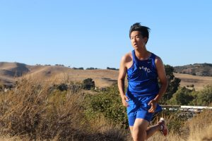 HS Cross Country at MBL Pacific Meet 2