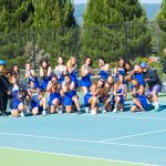 Girls Varsity Tennis Team Pictures