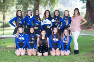 JV Cheer Team Pictures