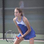 Girls Varsity Tennis beats Alvarez 4 – 3