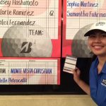 MVC Golfer with strong finish at MBL Championships!