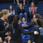 Varsity Volleyball vs. Half Moon Bay in Pictures