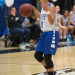 Girls Varsity Basketball vs. St. Francis in Pictures