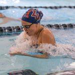 MVC Alumna Morgan Noonan finishes strong for Liberty University!