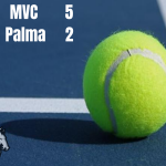 Boys Varsity Tennis defeats Palma 5-2