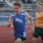 MVC Boys Track performs well at MBL Championships!