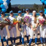 Mustang Softball Wins Final Home Game