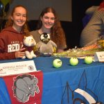 Girls Tennis - Signing Day