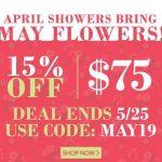 Spring Gear Sale