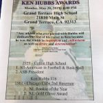2019 Ken Hubbs Awards