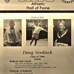HoF Flashback – Doug Verdieck