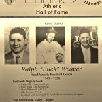 "HoF Flashback – Ralph ""Buck"" Weaver"