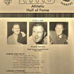 HoF Flashback – Frank Serrao